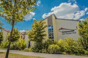 Seniorenstift am Tiroler Hof - Unsere Einrichtung
