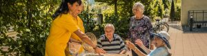 Seniorenstift Tiroler Hof - Leistungen